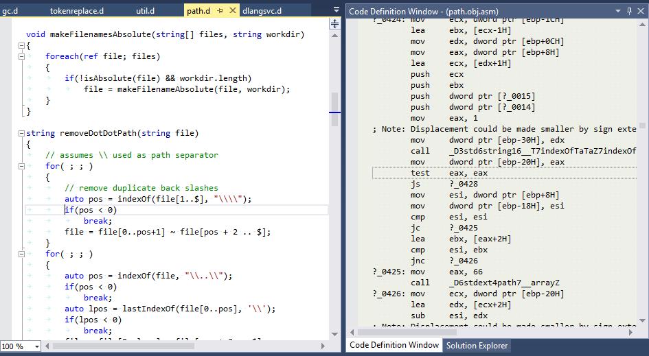 Compile Commands - D Programming Language